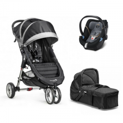 Baby Jogger City Mini 3 Roues