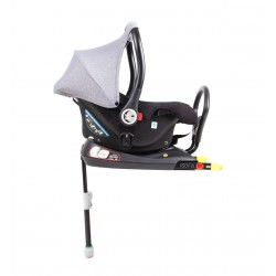 Base Isofix Baby Monsters pour Coque Luna 0+ - Univers Poussette