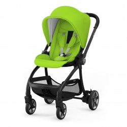 Poussette Mountain Buggy Urban Jungle + Hab. Pluie