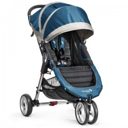 Baby Jogger City Mini 3 Roues Sarcelle