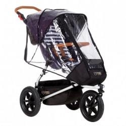 Habillage Pluie Mountain Buggy Urban Jungle et Terrain - Univers Poussette