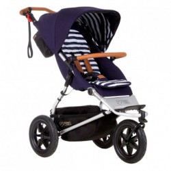 Poussette Mountain Buggy Urban Jungle - Luxury Edition - Univers Poussette