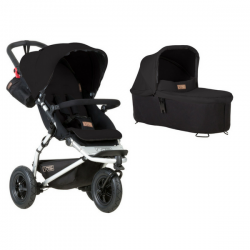 Mountain Buggy Swift + Nacelle Plus - Univers Poussette