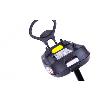 Base Isofix pour Coque Luna 0+ - Baby Monsters , 0704715863546