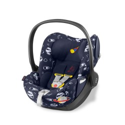 Coque Auto 0+ Cybex Cloud Q - Edition Anna K - Space Rockets