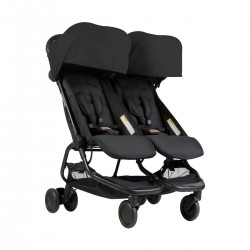 Poussette Double Mountain Buggy Nano Duo Univers Poussette