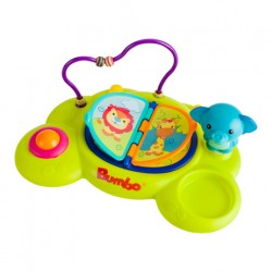 Bumbo Playtop Safari Univers Poussette