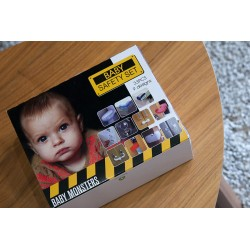 Kit de sécurite pour la maison - Baby Monsters Univers Poussette