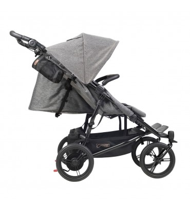 Poussette Double Mountain Buggy - Duet Luxury Collection
