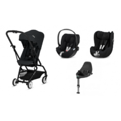 Pack Evolutif - Cybex Eezy S Twist + Coque Cloud Z + Sirona Z