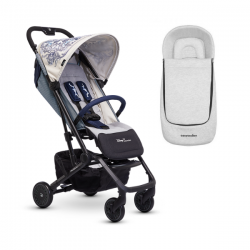 Pack Duo Poussette Easywalker Disney Buggy XS + Soft Cot (2019)