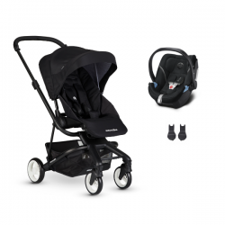 Poussette Easywalker Charley + Coque Auto Cybex Aton 5 (2019)