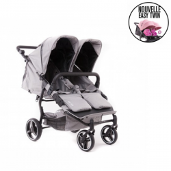 Poussette Double Baby Monsters - Easy Twin 3S Light - Edition