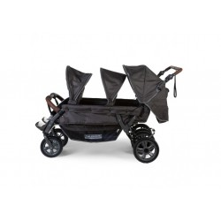 Poussette Childhome Nouvelle Six Seater Autobrake Anthracite 6