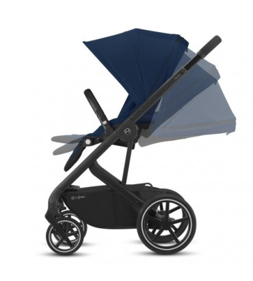 Pack Duo Cybex Balios S Lux + Nacelle S (2020) ,