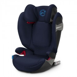 Siège Auto Groupe 2/3 - Cybex Solution S-Fix Indigo Blue (2019)