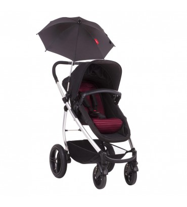Ombrelle Phil and Teds (compatible Mountain Buggy) PTUMSHADE_