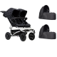 Poussette Double Mountain Buggy Duet V3.2 - Grid + 2 Nacelles