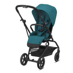 Poussette Cybex Eezy S Twist PLUS 2 River Blue (2020)