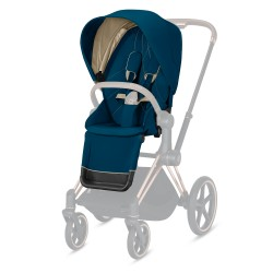 Pack Siège Cybex Priam/ePriam Mountain Blue (2021) 520000677
