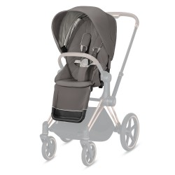Pack Siège Cybex Priam/ePriam Soho Grey (2021) 520000685