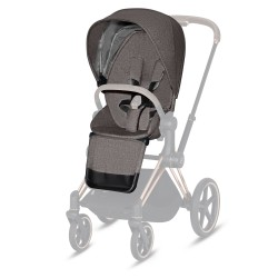 Pack Siège Cybex Priam/ePriam Manhattan Grey (2021) 519004075