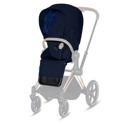 Pack Siège Cybex Priam/ePriam Midnight Blue (2021) 519004087