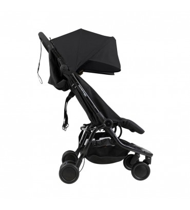 Poussette Double Mountain Buggy Nano Duo - Noir , 9420015762587
