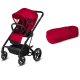 Pack Duo Cybex Balios S Lux - Châssis Black + Cocoon S -