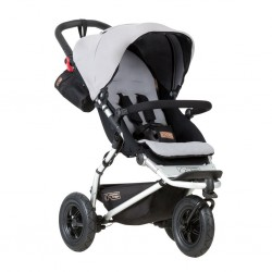 Poussette Mountain Buggy Swift - Silver , 3666168001630