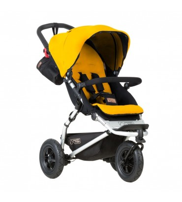 Poussette Mountain Buggy Swift - Gold , 3666168001142
