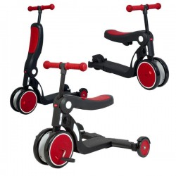 Draisienne / Tricycle 5 en 1 Evolutive Looping Scootizz - Haute