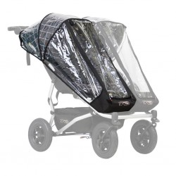 Habillage Pluie Simple Mountain Buggy Duet DUSC_V3,