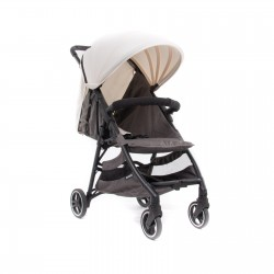 Poussette Baby Monsters Kuki - Canopy Marfil
