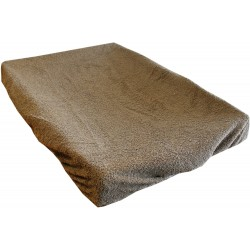 Housse Matelas-Table à Langer Looping - Taupe HTLTPE