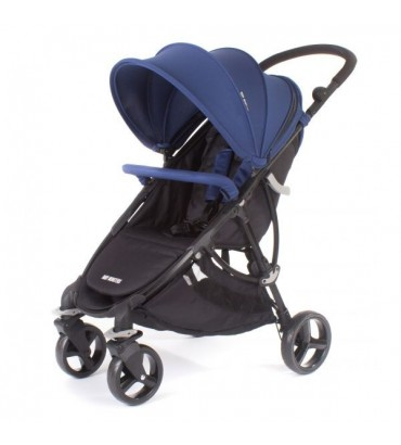 Poussette Baby Monsters Compact + Hab. Pluie