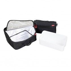 Rangement Isotherme Phil&Teds Igloo + Rangement Guidon Caddy