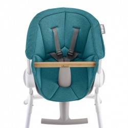 Assise Chaise Haute Up&Down Béaba - Blue 912589, 3384349125899