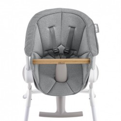 Assise Chaise Haute Up&Down Béaba - Grey 912554, 3384349125547
