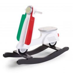 Scooter à Bascule Childhome - Italy CWRSIT, 5420007140724