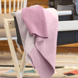 Couverture UPPAbaby - Rose 0918-BLA-WW-PNK, 0850001436106